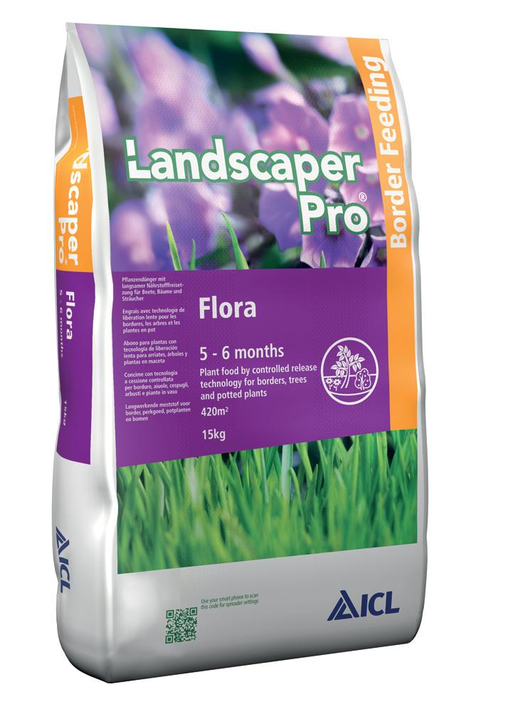 ICL Landscaper Pro® Pro Flora 15 Kg