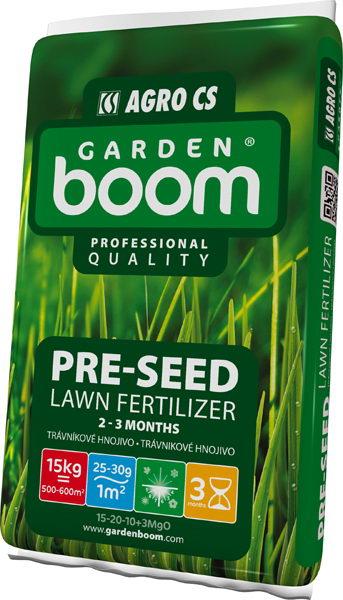 AGRO Garden Boom Pre-Seed 15-20-10+3MgO 15kg