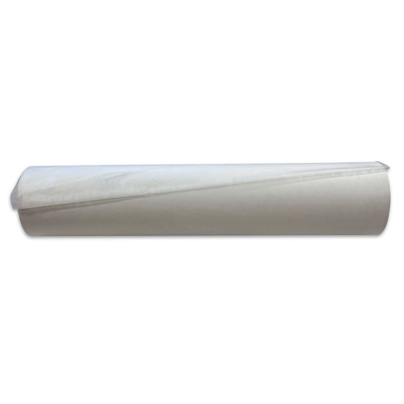 Juta Netkaná mulčovací textilie 50g 1,6x100m bílá role