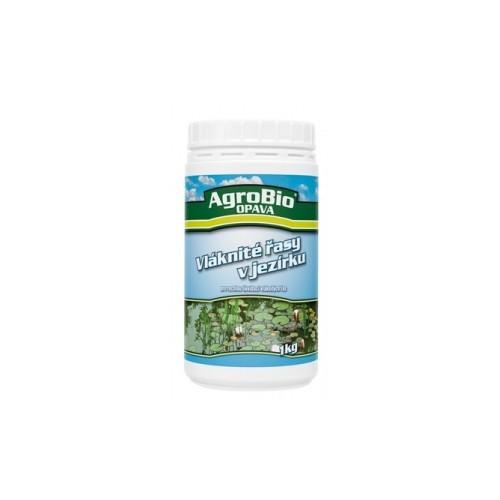 AgroBio Vláknité řasy v jezírku 1kg