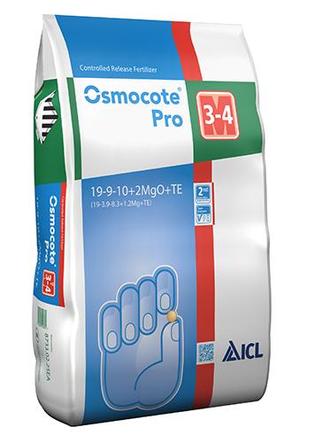 ICL Osmocote Pro 3-4M 25 Kg 19-09-10+2MgO+TE