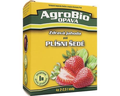 AgroBio PROTI Plísni šedé (Zdravá jahoda souprava)
