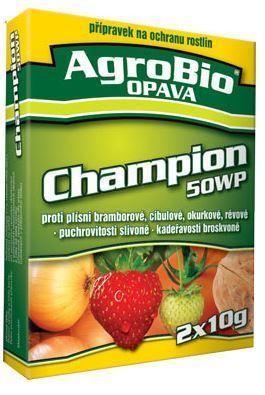 AgroBio Champion 50 WG 2x10 g