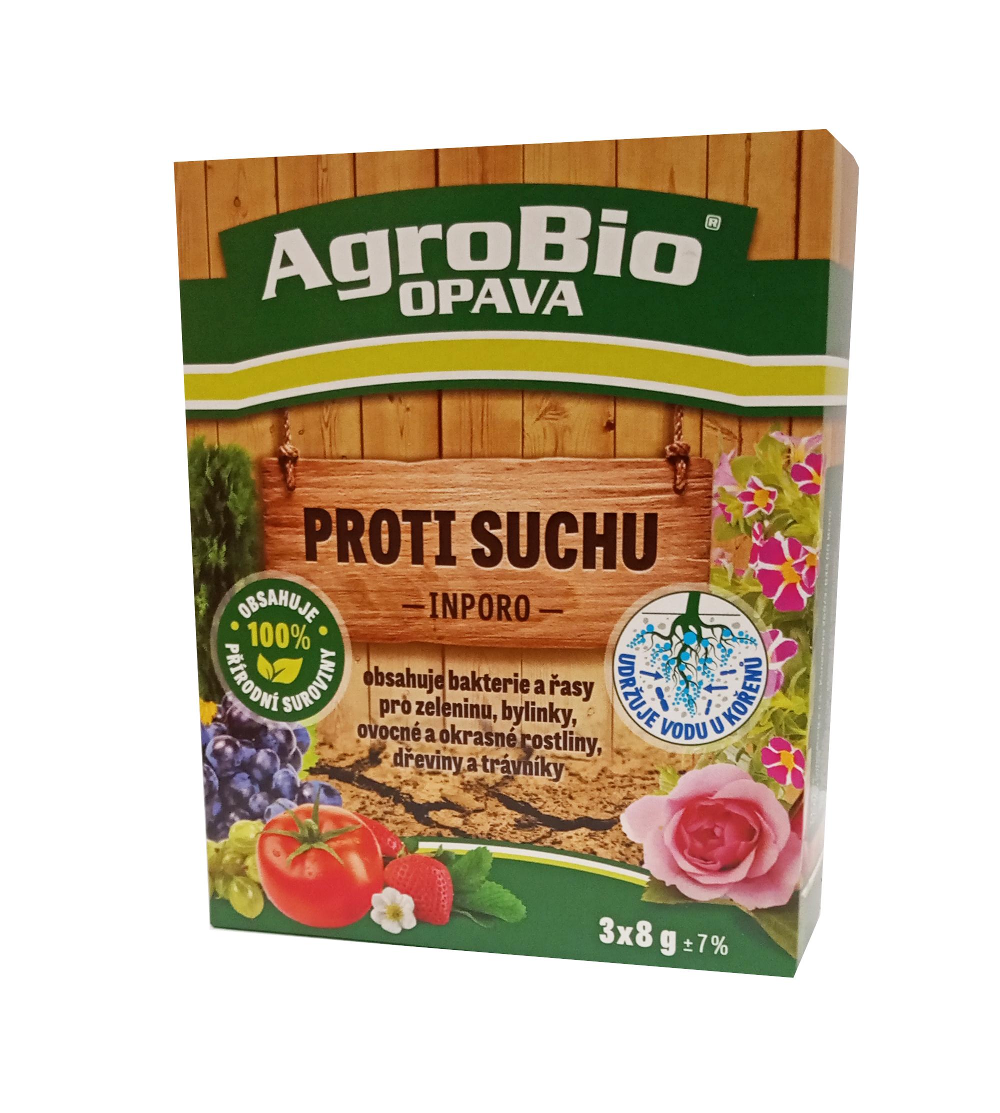 AgroBio Proti suchu 3 x 8g (INPORO)