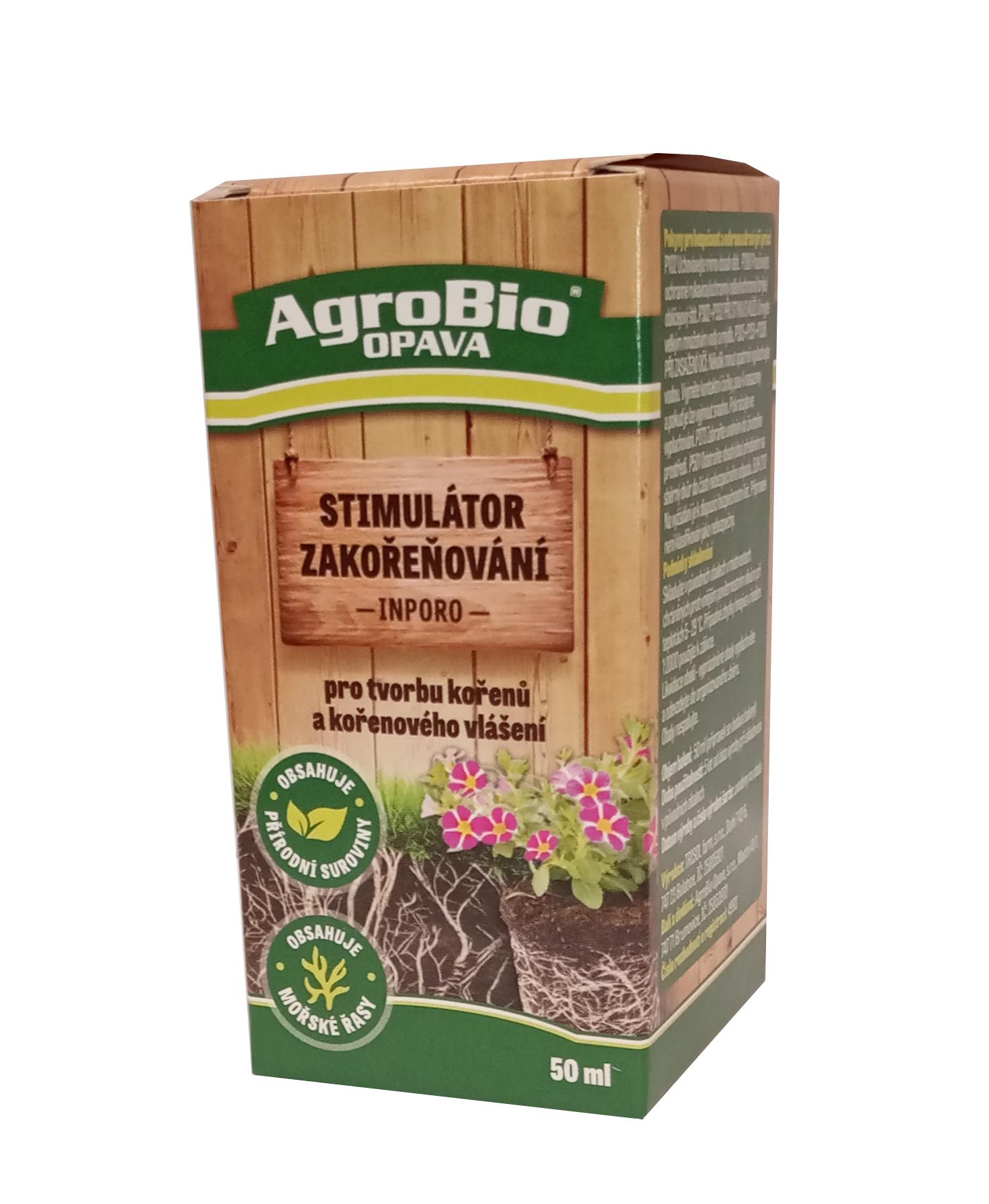 AgroBio Stimulátor zakořeňování 50 ml (INPORO)