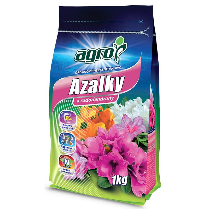 AGRO Organominerální hnojivo azalky a rodod. 1 kg