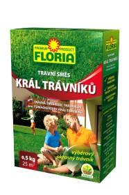 AGRO FLORIA Travní směs Král trávníků 0,5 kg