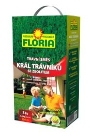 AGRO FLORIA Travní směs Král trávníků 2 kg