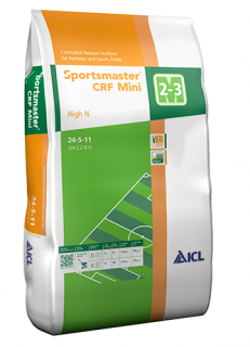 Sportsmaster CRF mini High N 02-03M 24-5-11+2CaO 25kg